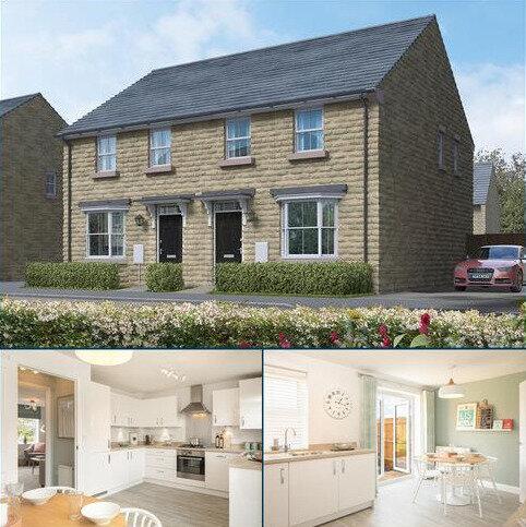3 bedroom terraced house for sale - Plot 170, Archford at Hewenden Ridge, Cullingworth, Manywells Crescent, Cullingworth, BRADFORD BD13