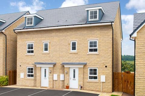 4 bedroom end of terrace house for sale - Plot 60, Woodcote at Spring Valley View, Westminster Avenue, Clayton, BRADFORD BD14