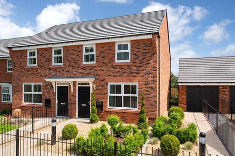 3 bedroom terraced house for sale - Plot 13, ARCHFORD at Stapeley Gardens, London Road, Nantwich, NANTWICH CW5