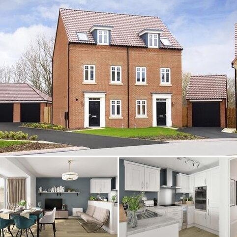 3 bedroom semi-detached house for sale - Plot 173, GREENWOOD at The Drive at Mount Oswald, South Road, Durham, DURHAM DH1