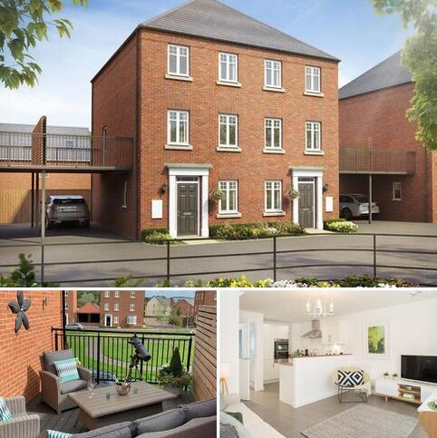 3 bedroom semi-detached house for sale - Plot 161, Cannington Special at The Drive at Mount Oswald, South Road, Durham, DURHAM DH1