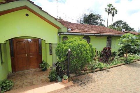 4 bedroom villa - Shinyalu Road, Loresho, Nairobi