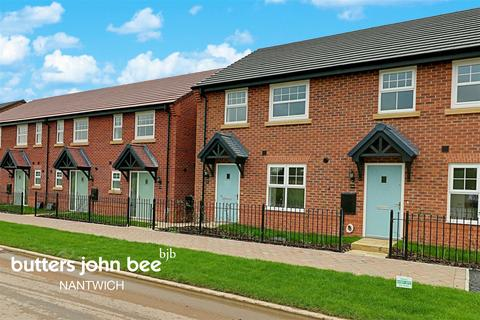 3 bedroom end of terrace house for sale - Reaseheath Way, Nantwich