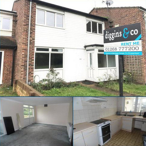 3 bedroom terraced house to rent - Rectory Road, Pitsea, Basildon, Essex, SS13