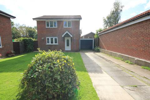 3 bedroom detached house for sale - Keyes Close, Birchwood, Warrington, WA3