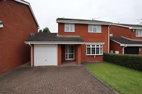 4 bedroom detached house for sale - Moor Park Close, Thornhill, Nuneaton, CV11