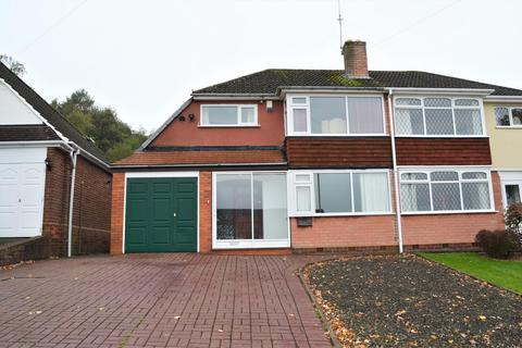 3 bedroom semi-detached house for sale - Camberley Crescent, WV4