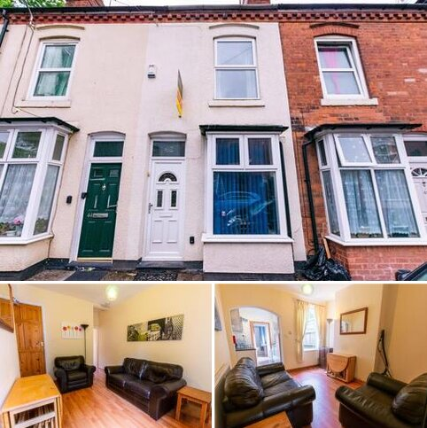 4 bedroom terraced house to rent - George Road, Selly Oak