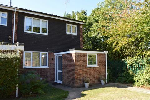 3 bedroom end of terrace house for sale - Hamilton Drive, Harold Wood