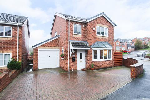 3 bedroom detached house for sale - Upper Croft, New Tupton, Chesterfield