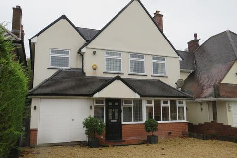 4 bedroom detached house to rent - Eachelhurst Road, Walmley