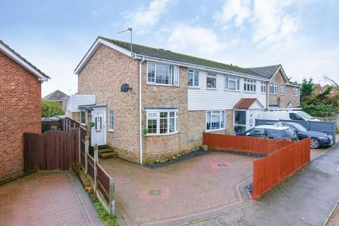 3 bedroom end of terrace house for sale - Imperial Drive, Warden, ME12 4SD