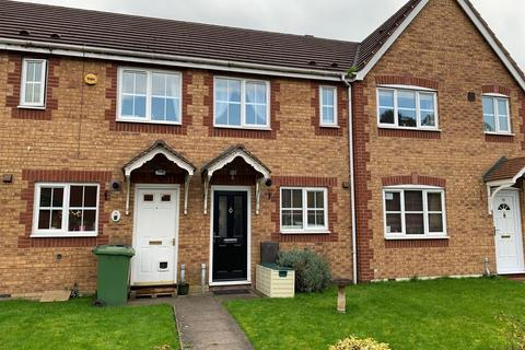 2 bedroom terraced house for sale - Commonside Close, Stafford, ST16 3FP
