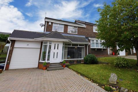 3 bedroom semi-detached house for sale - Trevarren Drive, Leechmere, Sunderland