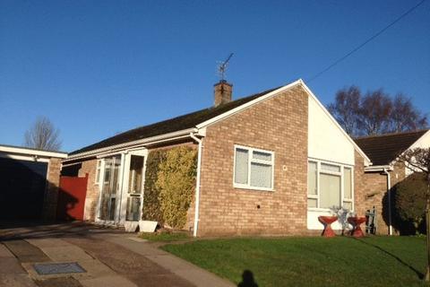 2 bedroom detached bungalow to rent - Langtree Drive, Heath farm, Shrewsbury