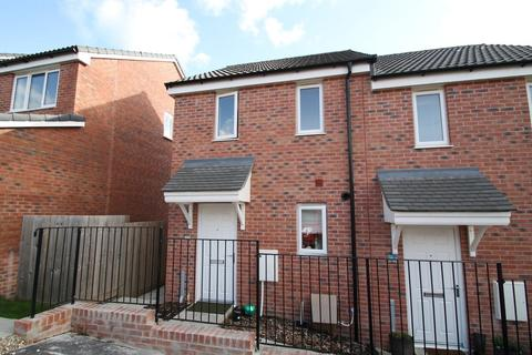 2 bedroom end of terrace house for sale - Harston Road, Ivybridge