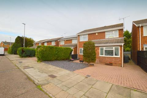 4 bedroom detached house for sale - Ventnor Gardens, Bramingham, Luton, Bedfordshire, LU3 3SL