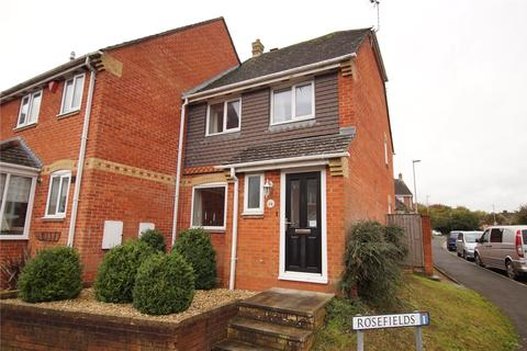 3 bedroom end of terrace house for sale - Rosefields, Blandford St Mary, Blandford Forum, Dorset, DT11