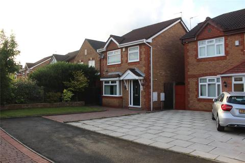 3 bedroom detached house for sale - Brushford Close, Liverpool, Merseyside, L12