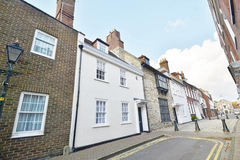 3 bedroom terraced house for sale - Old Town/Quay