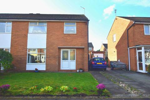 3 bedroom semi-detached house for sale - Mitton Crescent, Kirkham, PR4 2AZ