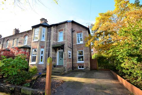 4 bedroom end of terrace house for sale - Linden Avenue, Altrincham