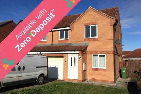 3 bedroom semi-detached house to rent - Sir Douglas Park, Thornaby