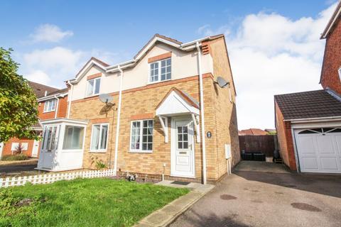 2 bedroom semi-detached house for sale - Prudden Close, Elstow, Bedford