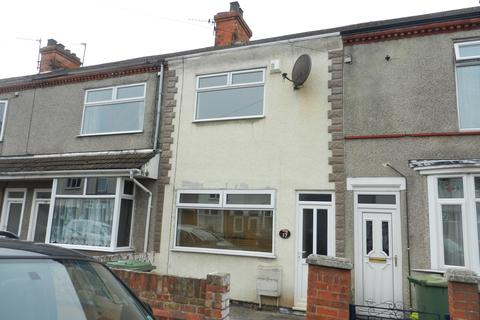 2 bedroom terraced house to rent - Neville Street, Cleethopres DN35