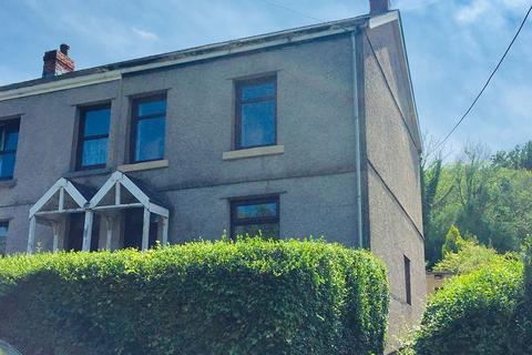 3 bedroom semi-detached house for sale - Neath Road, Ystradgynlais, Swansea.