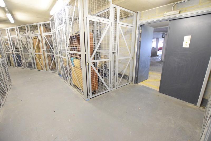 Communal Storage Units