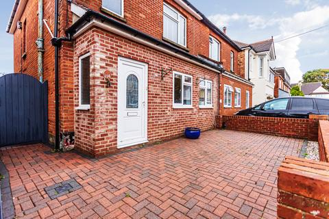 3 bedroom semi-detached house for sale - Kimberley Road, Bournemouth