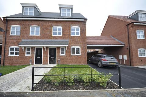 3 bedroom semi-detached house for sale - Lawson Road, Bolsover