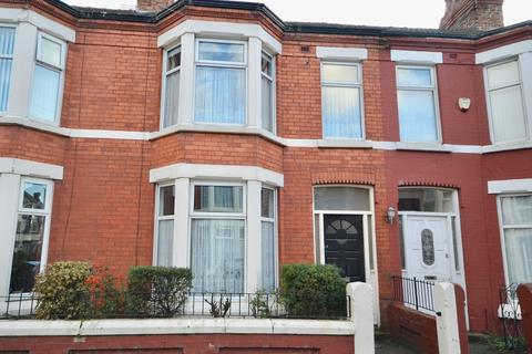 4 bedroom terraced house for sale - Barkeley Drive, Liverpool, L21