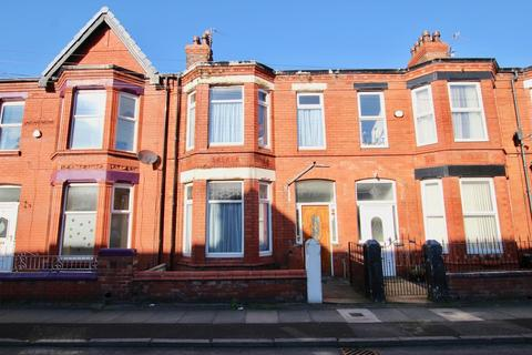 4 bedroom terraced house for sale - Milton Road, Liverpool, L22