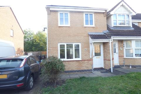 3 bedroom end of terrace house to rent - Kirkstall Close, Elstow
