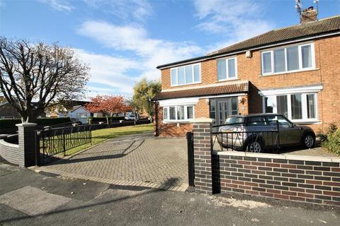 4 bedroom semi-detached house for sale - Green Vale Grove, Fairfield, Stockton, TS19 7QZ