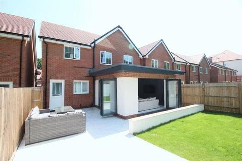4 bedroom detached house for sale - Hellyar Rise, Hedge End, SO30 4DP