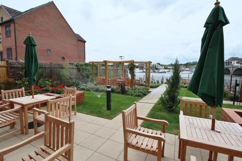 2 bedroom retirement property for sale - The Boathouse, Riverdene Place, SO18 1ER