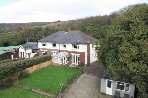 4 bedroom semi-detached house for sale - 8 Chapel Road, Rhiwceiliog, CF35 6NN