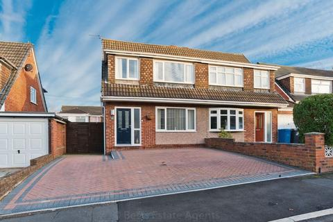 3 bedroom semi-detached house for sale - Marlston Place, Higher Runcorn