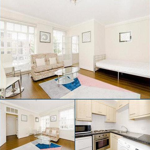 Studio to rent - Forset Court, Edgeware Road, Marylebone, London, W2