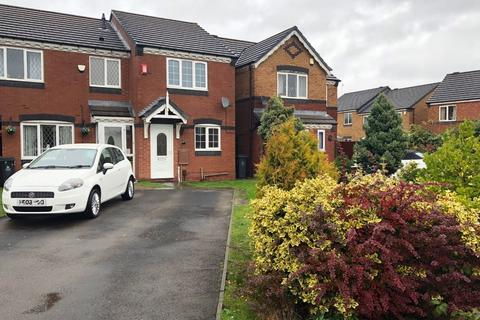 2 bedroom semi-detached house to rent - Conwy Close, Walsall WS2