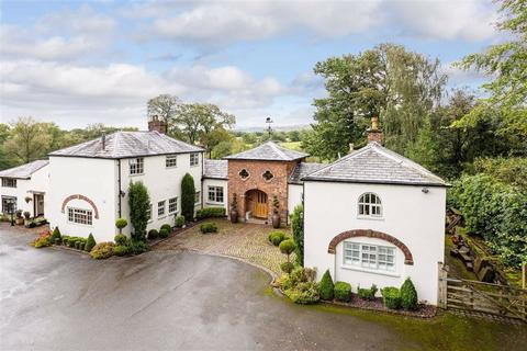 5 bedroom semi-detached house for sale - Manor Park Road, North Rode