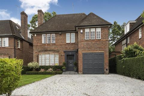 6 bedroom detached house for sale - Chalton Drive, N2