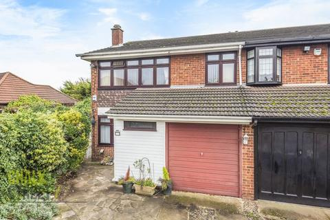 4 bedroom semi-detached house for sale - Harrier Close, Hornchurch, RM12