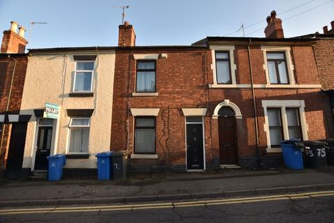 3 bedroom terraced house to rent - Uttoxeter Old Road, Derby, DE1