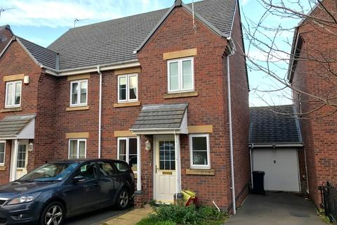 3 bedroom semi-detached house to rent - Hollands Way, Kegworth, Derby