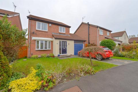 3 bedroom detached house for sale - Haswell Close, Wardley