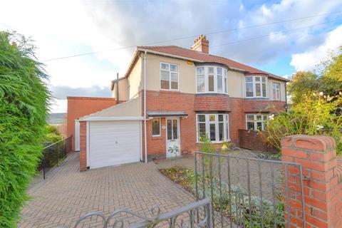 3 bedroom semi-detached house for sale - Alverstone Avenue, Low Fell